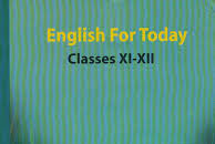 Download ENGLISH FOR TODAY Classes XI-XII And Alim PDF version