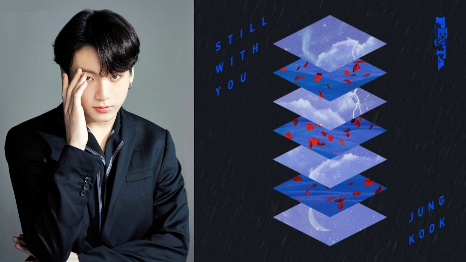 BTS' Jungkook Releases a Song 'Still With You' For 'BTS FESTA 2020'