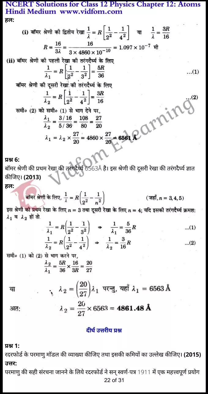 class 12 physics chapter 12 light hindi medium 22
