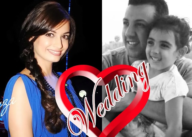 Dia Mirza Is Going To Tie The Knot With Vaibhav Rekhi