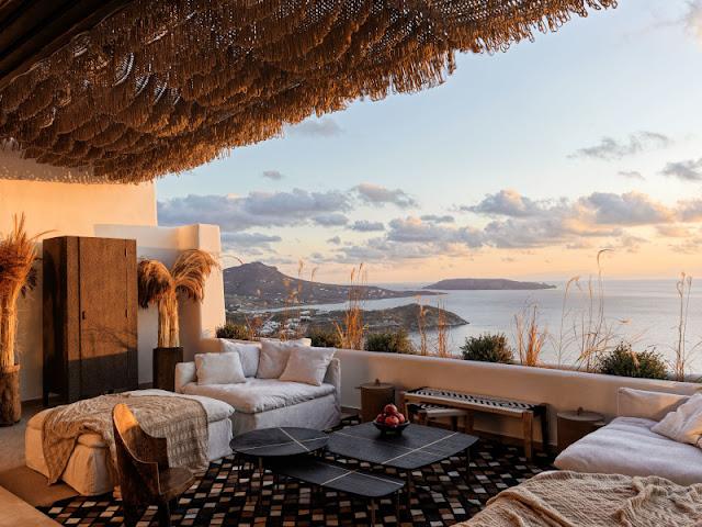 Ultra Luxury hotel Panoptis Escape in Mykonos