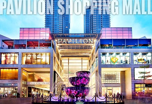 Shopping Malls Kuala Lumpur