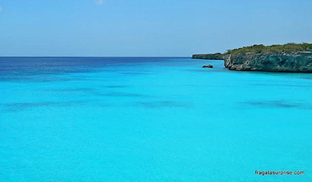 Praia de Kanepa Grani (Grote Knip), Curaçao