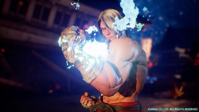 الكشف عن بيتا لعبة القتال Fighting EX Layer من فريق Arika على جهاز PS4
