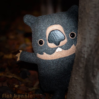FlatBonnie-Wombat-Plush-stuffed-animal-flat-bonnie-kawaii-cute-night
