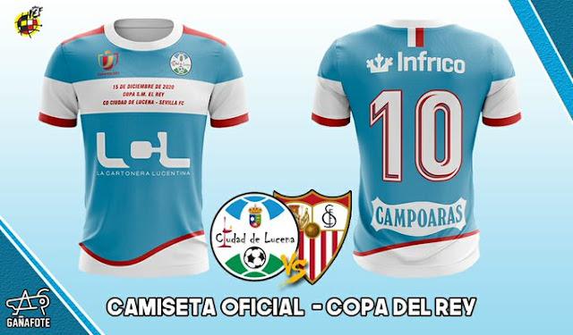 Lucena Sevilla FC Copa