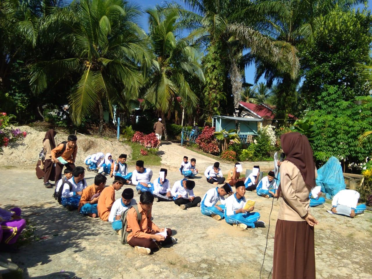 class meeting mis nurul huda dayo tandun rohul