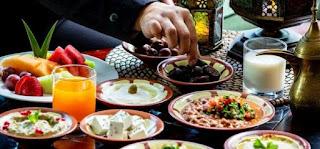 ماكولات رمضان