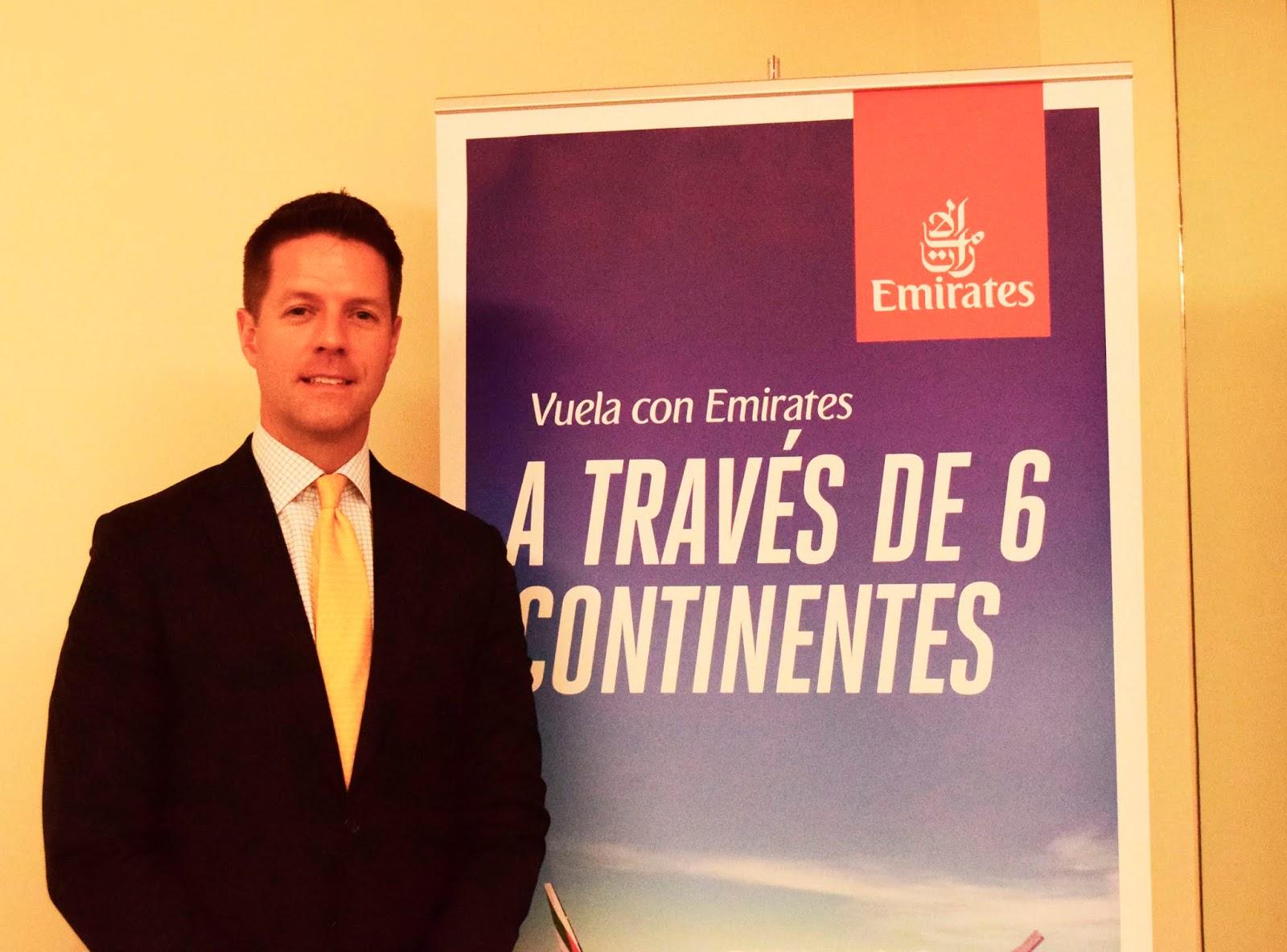EMIRATES NUEVO VUELO CDMX DUBAI 1