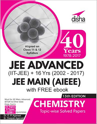 JEE Advanced & Main Chemistry Topic wise Solved Parer