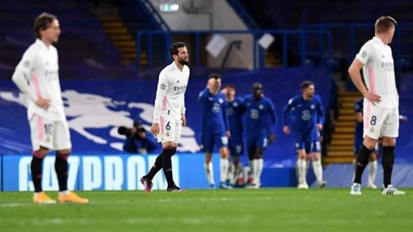 El Real Madrid se queda a un paso de la final de Champions (2-0)