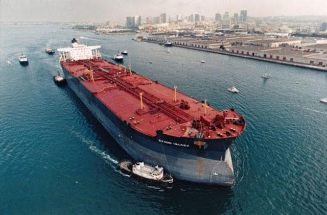 Kecelakaan Kapal Tanker Exxon Valdez