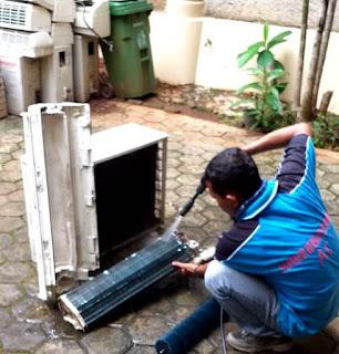 Service AC Sharp Jakarta, Service AC Sharp, Service AC Jakarta