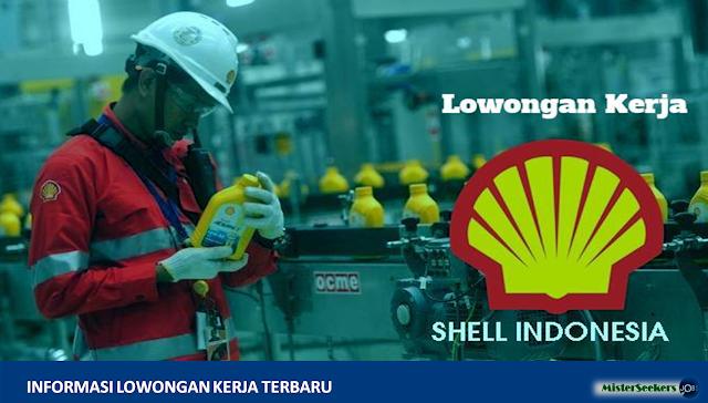 Lowongan Kerja PT. Shell Indonesia, Job: Filling Operator