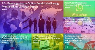 Belajar bisnis online dan internet marketing bersama marikxon manurung