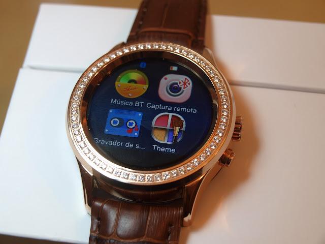 Análise Smartwatch No.1 D2 19
