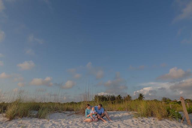 Sanibel Island Beach Portrait