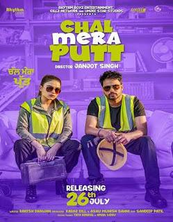 Chal Mera Putt 2019 Punjabi 720p WEBRip