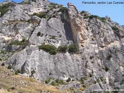 Pancorbo, escalada en roca