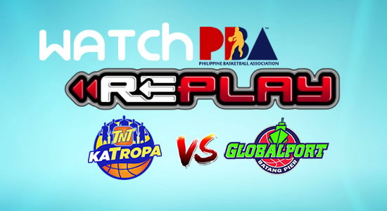 Video List: TNT vs GlobalPort game replay February 14, 2018 PBA Philippine Cup