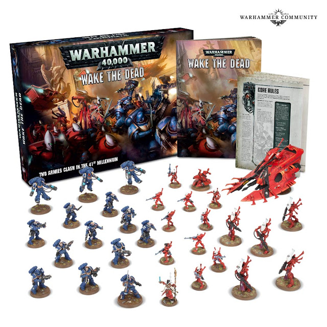 Warhammer 40,000 Wake the Dead