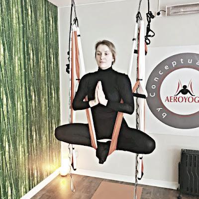 yoga aérien, formation yoga aérien, stage yoga aérien, cours yoga aérien, formation aeroyoga, formation yoga en ligne, santé, bienêtre