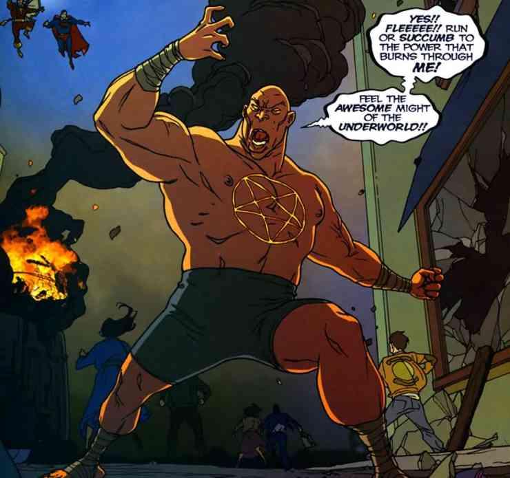 Marwan Kenazarin in talks to play villain Sabbac in DC's most anticipated Upcoming movie Black Adam starring Dwayne Johnson aka The Rock.