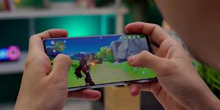 Gaming Samsung Galaxy S20 FE