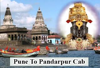 pune-to pandharpur-taxi