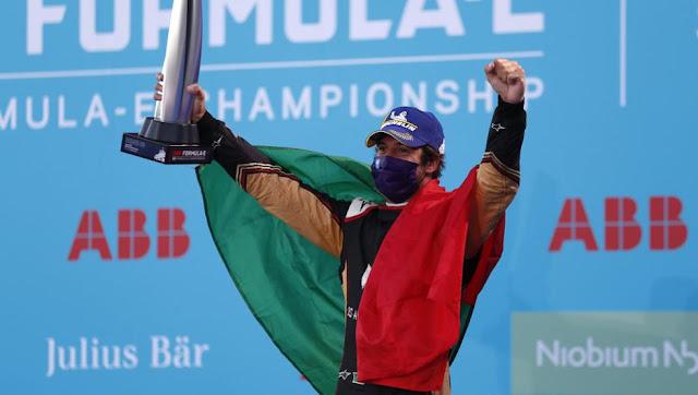 Tercer triunfo consecutivo de Da Costa para aproximarse al campeonato en Berlín