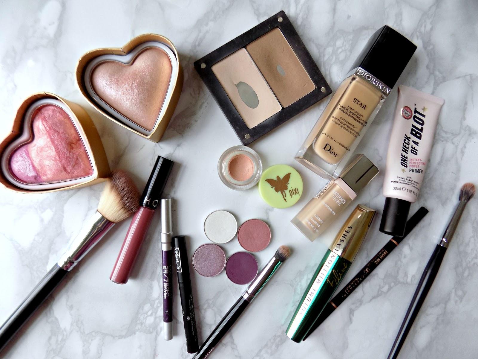 Makeup tutorial: Makeup Geek 'Pillow Talk'