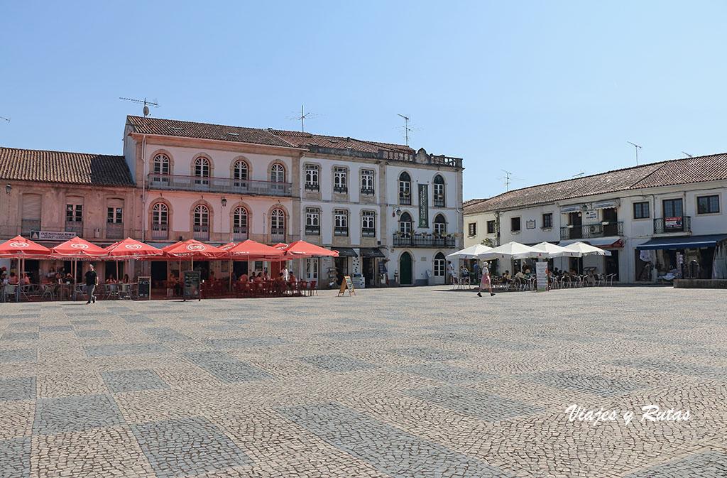 Plaza del Monasterio de Batalha