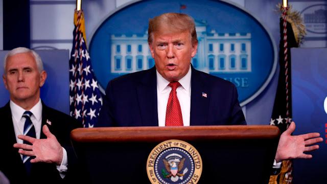 Donald Trump biggest driver of Covid-19 misinformation