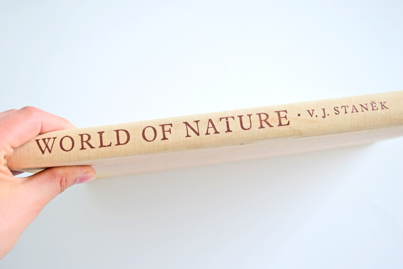 world of nature book