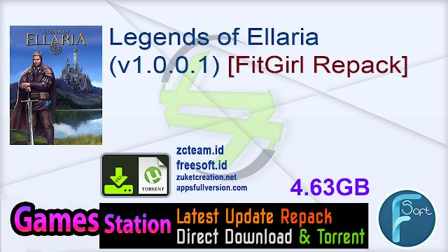 Legends of Ellaria (v1.0.0.1) [FitGirl Repack]