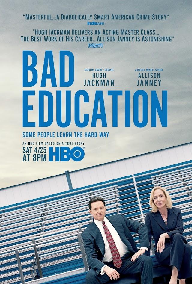 Crítica - Bad Education (2020)