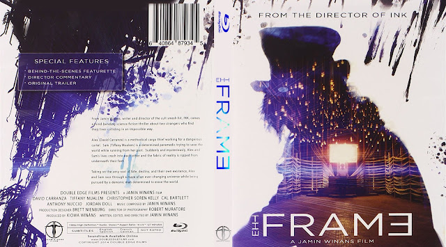 The Frame Bluray Cover