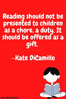 quotes about reading to a child