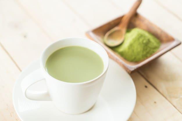 Benefits of Japanese matcha tea