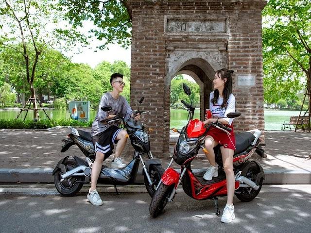 Báo Mỹ viết về xe máy điện VinFast và tương lai của giao thông xanh Việt Nam