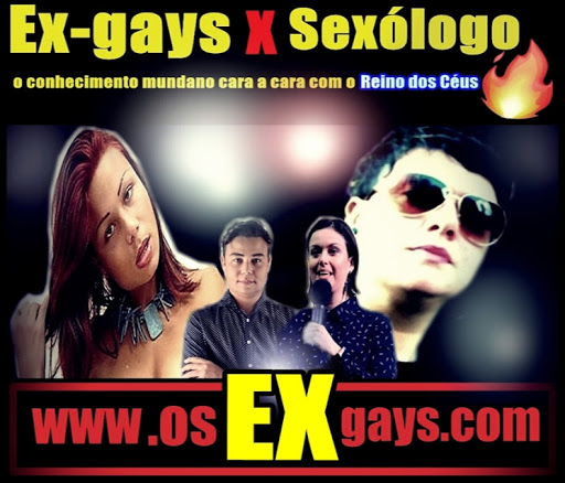 ÉPICO: EX-GAYS x SEXÓLOGO (ASSISTA)