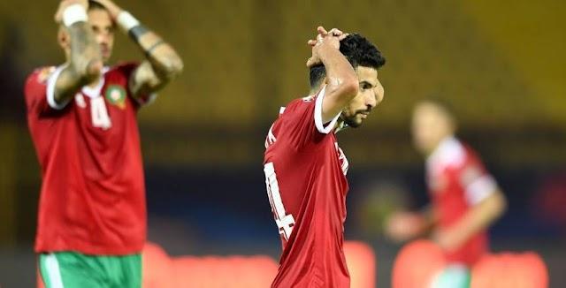 المنتخب المغربي يخسر بثلاثية امام منتخب الغابون