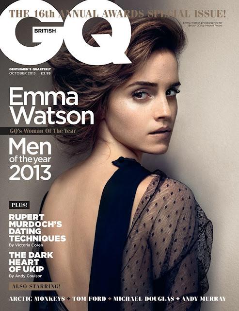 emma watson magazine