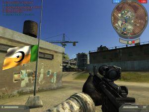 Battlefield 2 screenshot