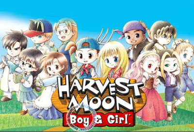 download Game Harvest Moon Boy and Girl CSO Compress PPSSPP Ukuran Kecil