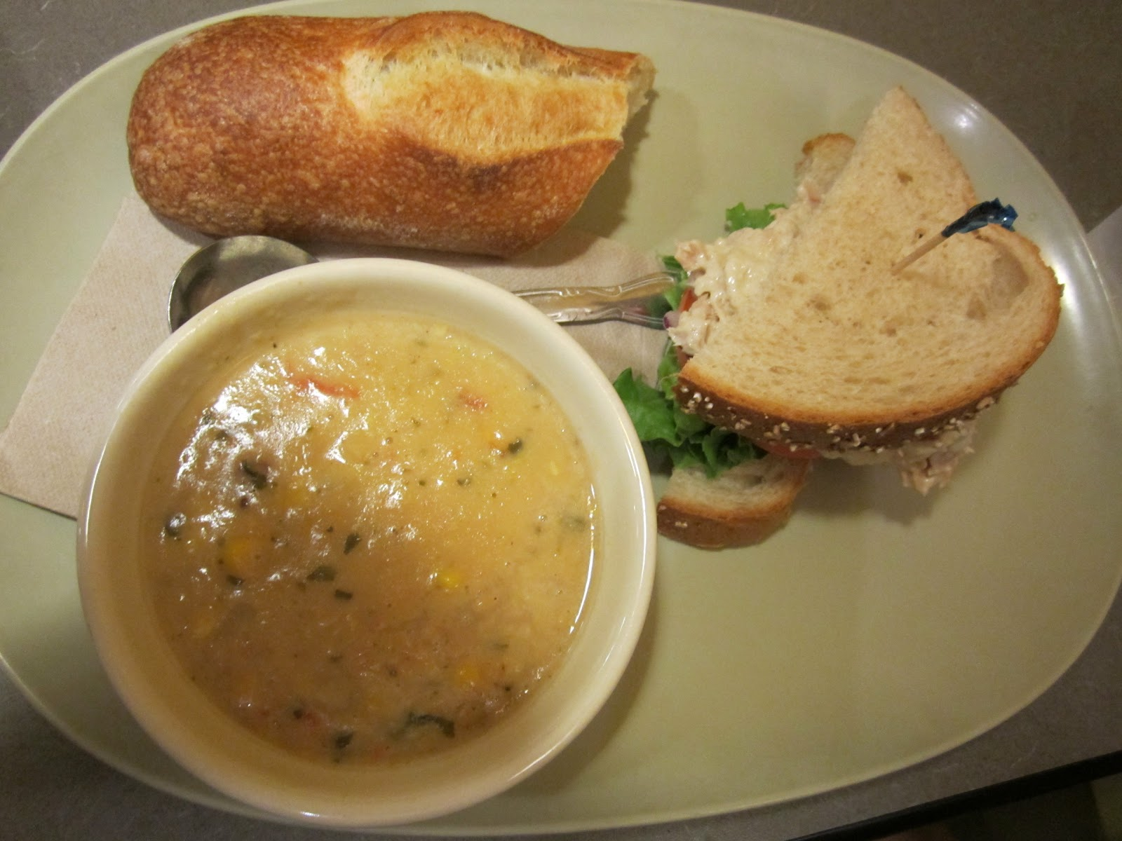 Panera Bread Restaurant Copycat Recipes: Summer Corn Chowder