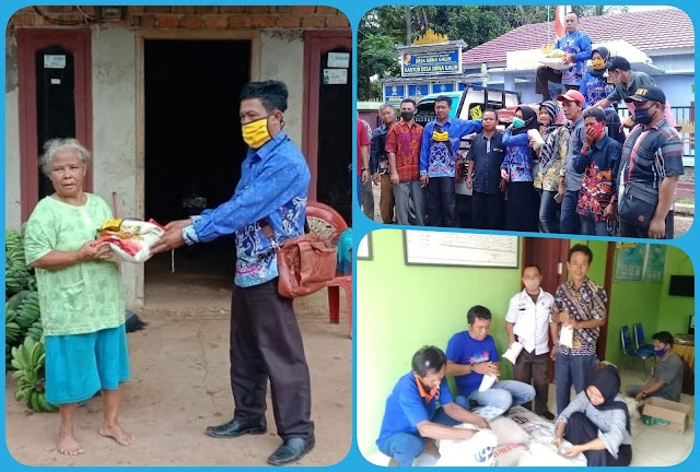 Guna Kepentingan Masyarakatnya, DD Desa Sirna Galih Kecamatan Sungkai Selatan  Selalu Prioritaskan Pembangunan