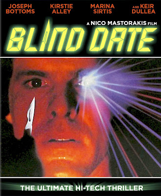 DVD image for the 1984 film BLIND DATE