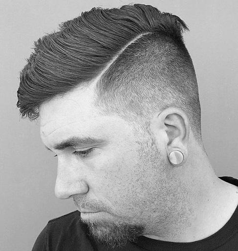 gambar rambut pendek pria baru