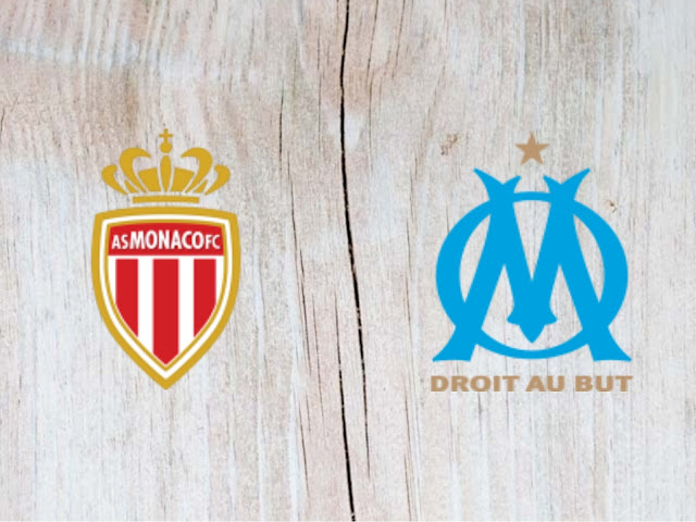 Monaco vs Marseille Full Match & Highlights 02 September 2018